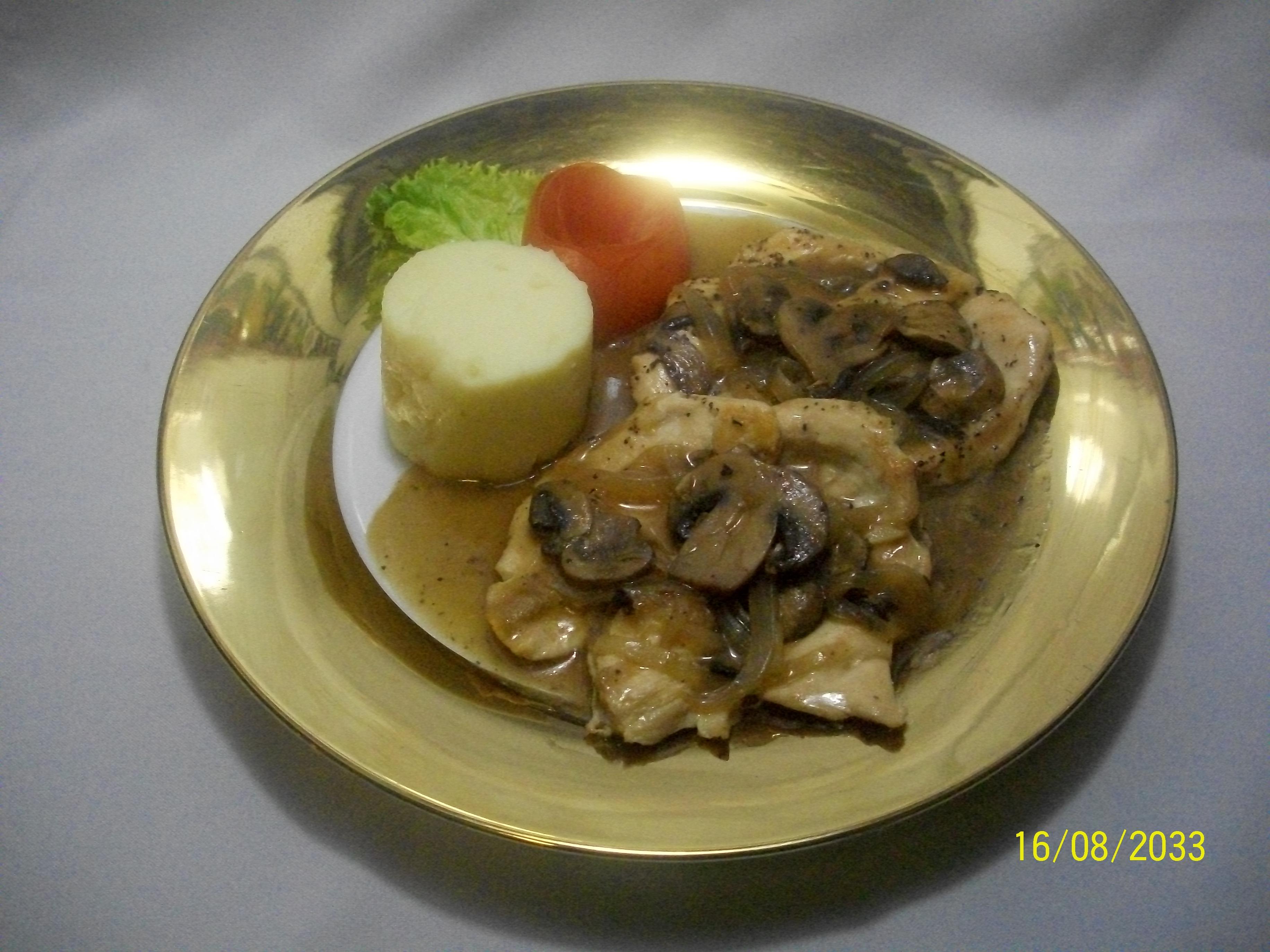 Pechugas de pollo estofadas Cocina por aficin